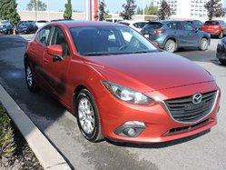 Mazda Mazda3 GS-SKY TOIT NAV MAG CAMERA JAMAIS ACCIDENTÉE  2014