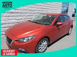 Mazda Mazda3 GS SPORT H-BACK AUTO A/C MAG ET PLUS  2015