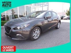 Mazda Mazda3 GS A/C MAG GR.ÉLECT. ET BAS KM  2015