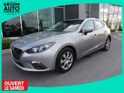Mazda Mazda3 SPORT GX GR.ÉLECT H-BACK SPORTIVE  2015