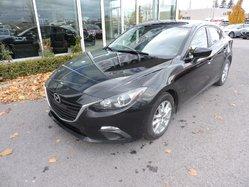 Mazda Mazda3 GS AUTO A/C CAMERA AVEC BEAU KM  2015