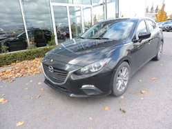 Mazda Mazda3 SPORT GS A/C SIEGES CHAUFFANT MAG ET TRÈS BAS KM  2015