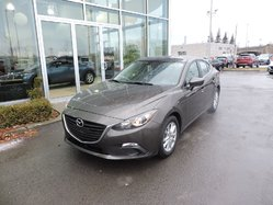 Mazda Mazda3 GS AUTO MAG CAMERA ET BAS KM  2015