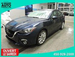 Mazda Mazda3 GT AUTO TOIT NAV MAG ET PLUS  2015
