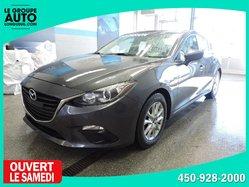 Mazda Mazda3 GS AUTO A/C GR. ÉLECT ET PLUS  2015