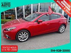 Mazda Mazda3 GT**TOIT**NAV**BAS KM**  2015