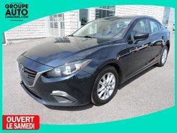 Mazda Mazda3 GS AUTO NAV MAG SIEGES CHAUFFANT ET PLUS  2016