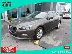 Mazda Mazda3 GS TOIT MAGS BLUETOOTH ET SEULEMENT 29900KM  2016