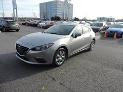 Mazda Mazda3 SPORT GX AUTO A/C CAMERA BLUETOOTH ET PLUS  2016