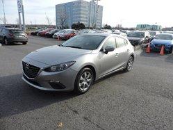2016 Mazda Mazda3 SPORT GX AUTO A/C CAMERA BLUETOOTH ET PLUS