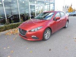 Mazda Mazda3 SPORT GS AUTI A/C H-BACK MAG ET PLUS  2016