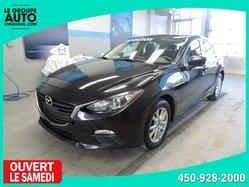 Mazda Mazda3 SPORT GS AUTO A/C MAG H-BACK ET PLUS  2016