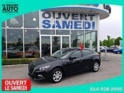 Mazda Mazda3 GX**SIEGE CHAUFFANT**CAM RECU  2016