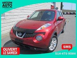 Nissan Juke *SL*AUTOM*AWD*TOIT*A/C*ROUGE*  2013
