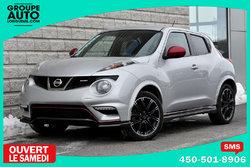 Nissan Juke *NISMO*AWD*NAVIGATION*SILVER*TRES BAS KILO*  2014