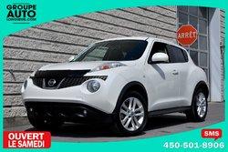 Nissan Juke *SL*AWD*CUIR*TOIT*NAVIGATION*BLANC*  2014