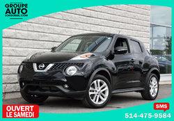 Nissan Juke *SL*AWD*RARE*NAVIGATION*CUIR*TOIT*35000KM*  2015