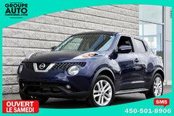 Nissan Juke *SL*AWD*AUTOM*CUIR*TOIT*NAVIGATION*  2015