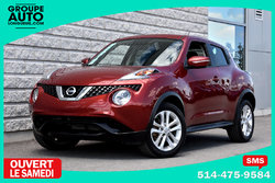 Nissan Juke *SV*AUTOM*A/C*CAMERA*17000KM*TURBO*  2016