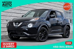 Nissan Juke *SV*AWD*NOIR*CAMERA*AUTOM*BAS KILO*  2016