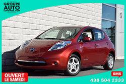 Nissan Leaf *AUTOM*A/C*CAMERA*RECHARGE RAPIDE*BAS KILO*  2012