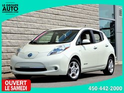 Nissan Leaf *AUTOM*NAVI*CAMERA*MAGS*TRES BAS KILO*  2012