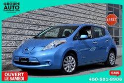 Nissan Leaf *SV*QUICKCHARGE*NAVIGATION*AUTOM*A/C*  2014