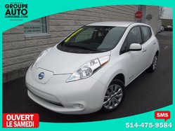 Nissan Leaf S*AUTO*A/C*CAMERA*BLUETOOTH*  2015