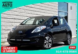 Nissan Leaf *SL*CUIR*QUICKCHARGE*NAVIGATION*BOSE*24000KM*  2015