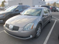 Nissan Maxima *SL*CUIR*TOIT*JAMAIS ACCIDENTE*102000KM*WOW*  2004