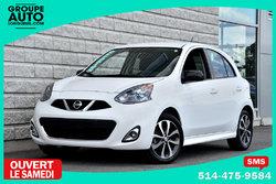 Nissan Micra *SR*27000KM*AUTOM**BLANC*MAGS*A/C*  2015