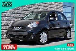 Nissan Micra *AUTOM*A/C*NOIR*HATCHBACK*  2015