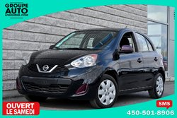 Nissan Micra *SV*AUTOM*A/C*CAMERA*HATCHBACK*NOIR*  2015