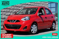 Nissan Micra *HATCHBACK*ROUGE*AUTOM*A/C*BAS KILO*  2015