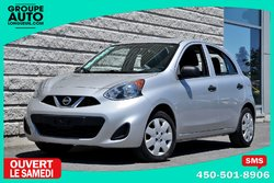 Nissan Micra *HATCHBACK*SILVER*BAS KILO*JAMAIS ACCIDENTE*  2015