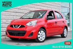 Nissan Micra *HATCHBACK*AUTOM*A/C*BAS KILO*  2015