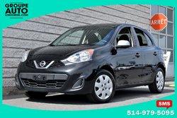 Nissan Micra *SV*COMMODITE*NOIR*AUTOM*A/C*BAS KILO*  2015
