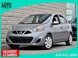 Nissan Micra *SV*AUTOM*A/C*BLUETOOTH*1 PROPRIO*  2015