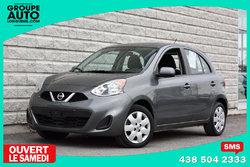 Nissan Micra *SV*AUTOM*A/C*HATCHBACK*CHARCOAL*  2016
