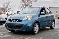 Nissan Micra *SV*AUTOM*A/C*BLEUE*440KM*DEMARREUR*  2018