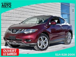 Nissan Murano CrossCabriolet *AWD*CUIR*CONVERTIBLE*NAVIGATION*RARE*  2011
