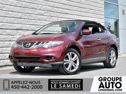 Nissan Murano CrossCabriolet *CONVERTIBLE*AWD*NAVI*CUIR*  2011