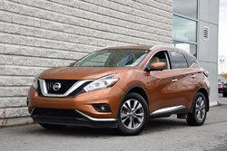 Nissan Murano *SL*AWD*CUIR*TOIT*NAVIGATION*BAS KILO*  2015