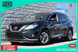 Nissan Murano *SL*AWD*CUIR*TOIT*NOIR*NAVIGATION*  2015