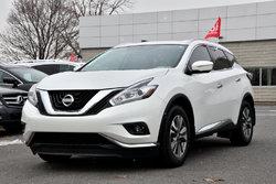 Nissan Murano *SL*AWD*CUIR*TOIT*BLANC*NAVIGATION*  2015