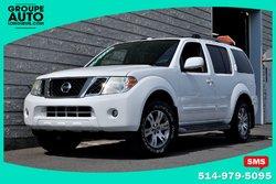 Nissan Pathfinder *SE*4X4*7 PASSAGERS*TOIT*BLANC*BOSE*  2011