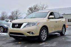Nissan Pathfinder *SL*AWD*CUIR*7 PASSAGERS*CAMERA*63000KM*  2013
