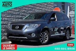 Nissan Pathfinder *SL*AWD*7 PASSAGERS*TECH*CUIR*  2014
