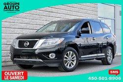 Nissan Pathfinder *SL*AWD*NOIR*7PASSAGERS*CUIR*  2014