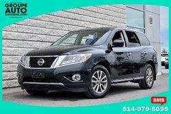 Nissan Pathfinder *NOIR*7 PASSAGERS*49000KM*A/C*  2015